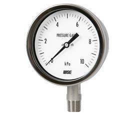 Đồng hồ đo áp suất thấp Wise P421 - Wise Vietnam